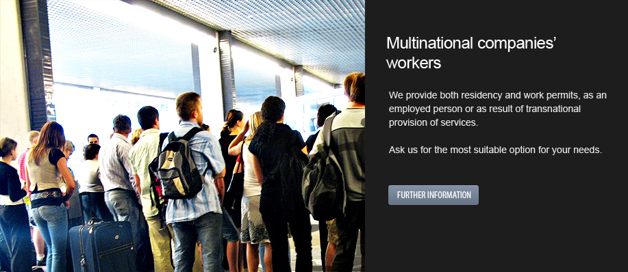Multinational companies' workers